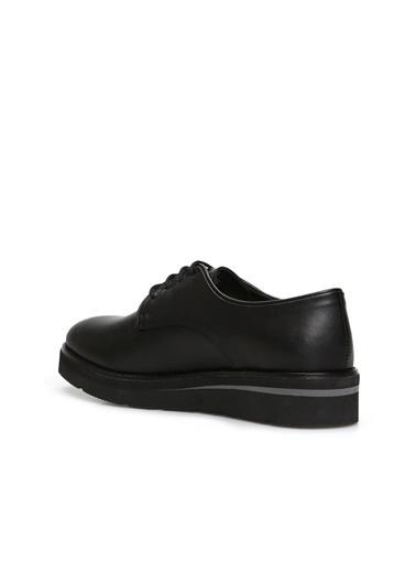 Divarese Divarese 5025026 Bağcıklı Kadın Ayakkabı Siyah